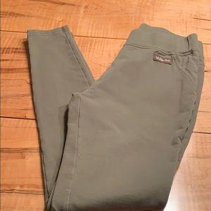 Matilda Jane women's green leggings pants